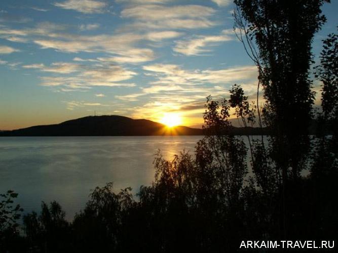 озеро чебаркуль абзелиловский район рыбалка