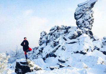 Гора Качканар, отличный вид