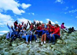 Мы на горе Сугомак
