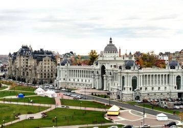 Добро пожаловать в Казань 3 дня3