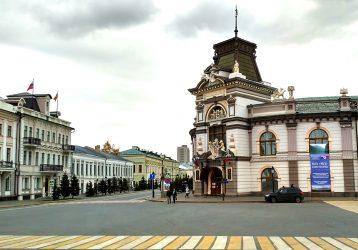 Туры в Казань зимой