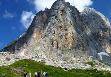 Маршрут 30 пеший тур по Кавказу