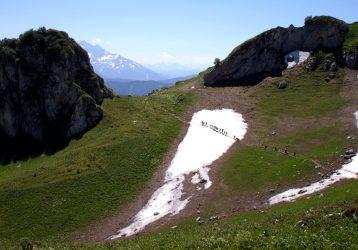 Маршрут 30 пеший тур по Кавказу8