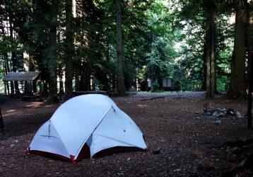 Туры с палаткой