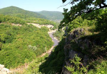 В край гор и водопадов