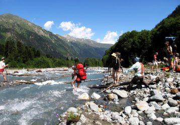Пешие туры по Кавказу