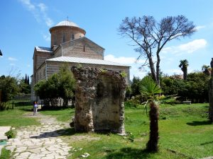Абхазия храм