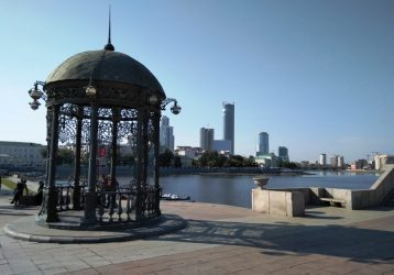 Тур в Екатеринбург на 4 дня для групп от 15 человек