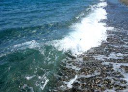 Геленджик море