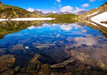 Озера хребта Абишира-Ахуба2