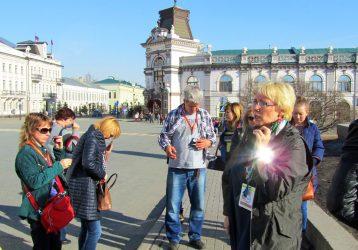 Туры для школьников в Казань