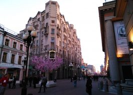 Москва тур выходного дня