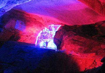 Кунгур пещера