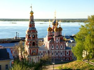 Город Золотое Кольцо России
