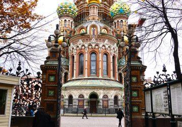 Туры по Петербургу