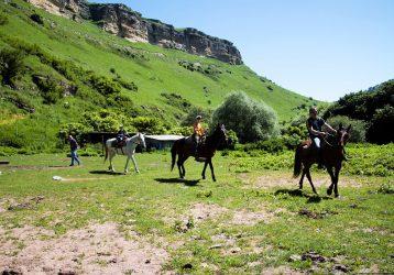 Конный тур по Кавказу