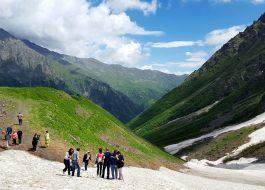 Встреча с чудесами Кавказа