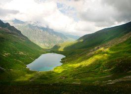 Озера хребта Абишира-Ахуба3