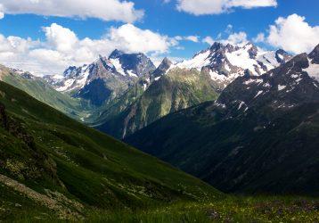 Горы Кавказа2
