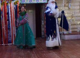 Новогодняя ночь 2019 в Парке Сказов