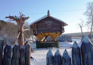 Парк Сказов - тематический парк на Урале