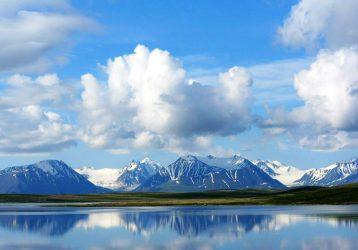 Озеро Кальджин-Куль-Бас