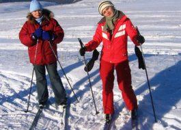 Башкирия лыжи