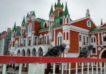 Автобусный рождественский тур в Казань + Йошкар-Ола, 5 дней/4 ночи