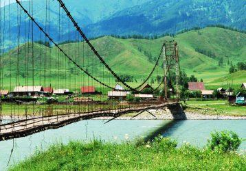 Алтайский обзорный тур