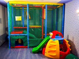 Усадьба Еловое детская комната