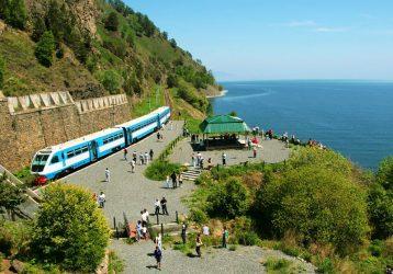 Байкал лето 2019