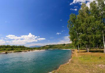 Усть-Кокса Алтай