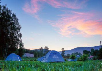 Палаточный лагерь Альтаир