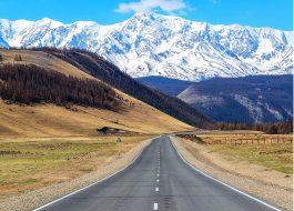 Тур по Алтаю Чуйский тракт