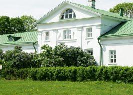 Усадьба Толстого в Ясной Поляне