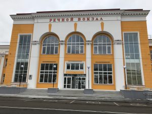 речной вокзал пермь