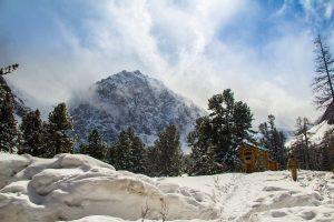 Активные туры по Алтаю зимой