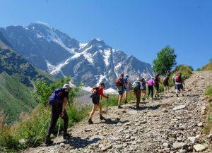 Активные туры по Кавказу