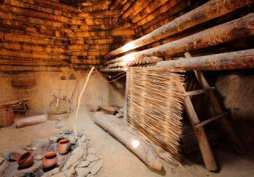 Аркаим-жилища-древних-людей