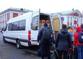 Транспортная доставка на Алтае