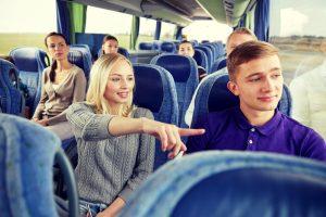 Групповые туры на автобусе