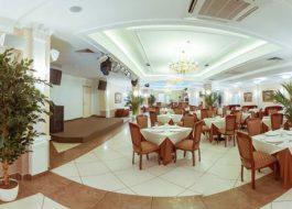 Отель-Релита-Казань-обеденная-зона