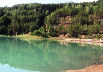 """""""В погоне за уральскими самоцветами"""" экскурсия-сплав, по реке Реж, 1 день"""