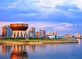 Встречай, Казань!, 3 дня, экскурсионный тур