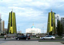 Астана с жд проездом из Екатеринбурга