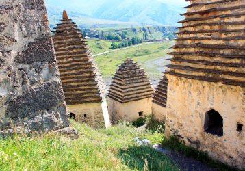 Кавказ Притяжение Кавказа