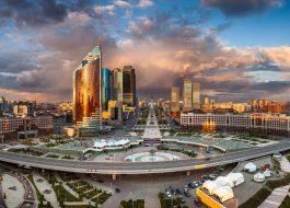 Астана-Нур-Султан
