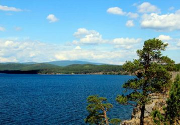 Челябинское-озеро-Увильды