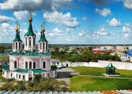 Тур в Курган: Далматово — Шадринск — Чимеево