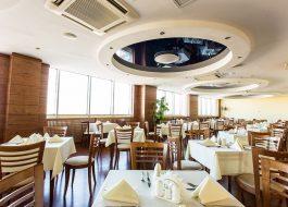 Отель Duman ресторан